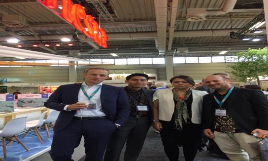Promosi Pariwisata Kabupaten Badung pada event ITB Berlin 2019